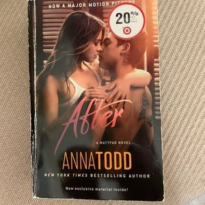 """Other - Anna Todd """"AFTER"""" Series Book"""